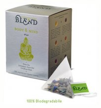 Body and Mind Green Tea Blend