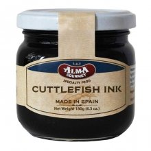 Cuttlefish Ink Jar Medium