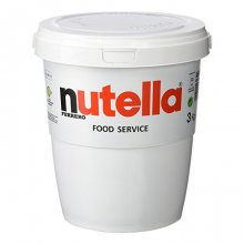 Nutella Food Service Tub