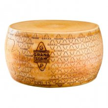 Grana Padano Cheese in Quarter
