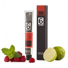 Raspberry Lime and Mint Jam Tube