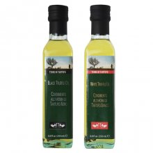 White and Black Truffle Oil