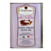 Le Masserie Del Parco Extra Virgin Olive Oil Tin Can