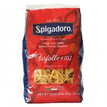 Farfalle Spigadoro Pack Of 5/1LB