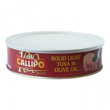 Canned Tuna in Olive Oil Callipo Bulk
