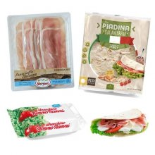 Piadina Romagnola Lunch Kit | Ultimate Italian Snack Pack