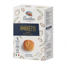Soft Amaretti Almond Cookies