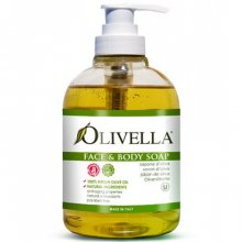 Olivella Face and Body Liquid Soap