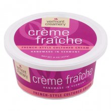 Creme Fraiche Handmade Cultured Cream