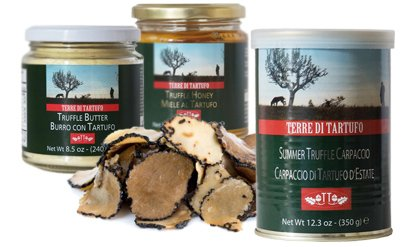 Truffle Infused Products - The Best of Italy -