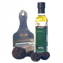 Burgundy Black Truffles 4 Oz Combo