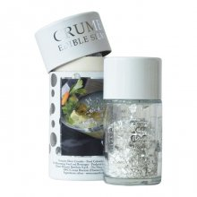 Manetti Edible Silver Crumbs Shaker