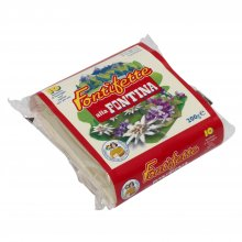 Sottilette - Singles Italian Fontina Cheese DOP (10 slices)