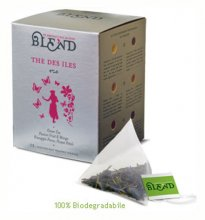 The Des Iles Green Tea Blend - Buy1 Get1 Free