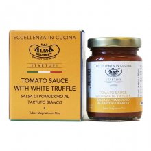 Tomato Sauce with White Truffle
