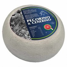 Pecorino Il Cenerino Ash-Covered