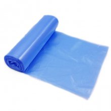 Blue Garbage Bags 46 Gallon Roll