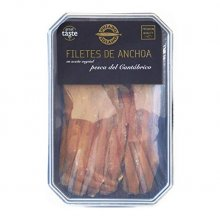 Pujado Solano Anchovies Fillet of Cantabria-Spain (Talla00)