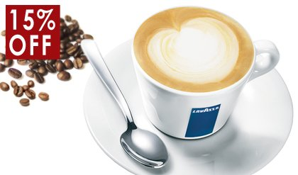 Coffee Lavazza - SHOP NOW -