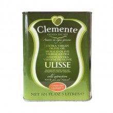Ulisse Extra Virgin Olive Oil Tin Can