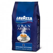 Lavazza Gran Aroma Bar Whole Coffee Beans