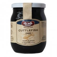Cuttlefish Ink Jar Large
