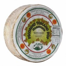Pecorino Toscano Cheese DOP Aged 120 Days