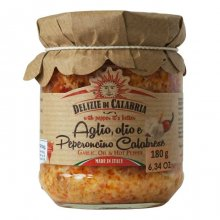 Calabrian Chili Pepper and Garlic Sauce