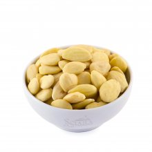 Peeled Sicilian Almonds Bag 250gr