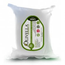 Olivella Face and Body Cleansing Tissues