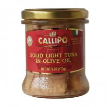 Callipo Tuna in Olive Oil Glass Jar