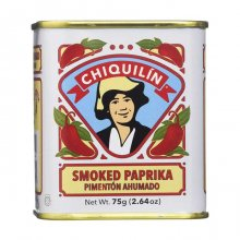 Smoked Paprika Chiquilin