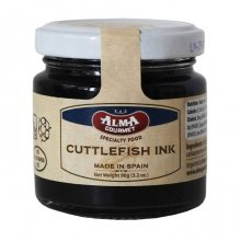 Cuttlefish Ink Jar Small
