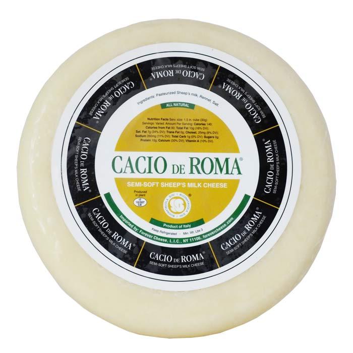 Cacio De Roma Cheese Enjoy Italian Cacio De Roma Cheese