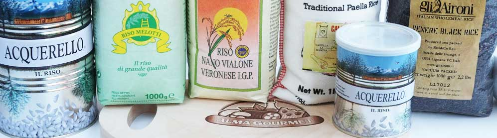 Riso Vialone Rice - Best Italian Rice for Italian Rice Ball Recipes